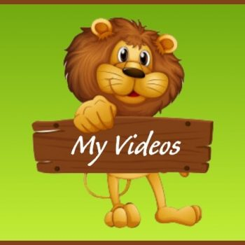 Asiatic Lion Video Gallery